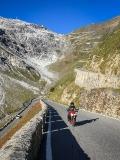 Stilfser Joch (Mopedtour)